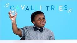 Cavalli Tries | Kids Try | HiHo Kids
