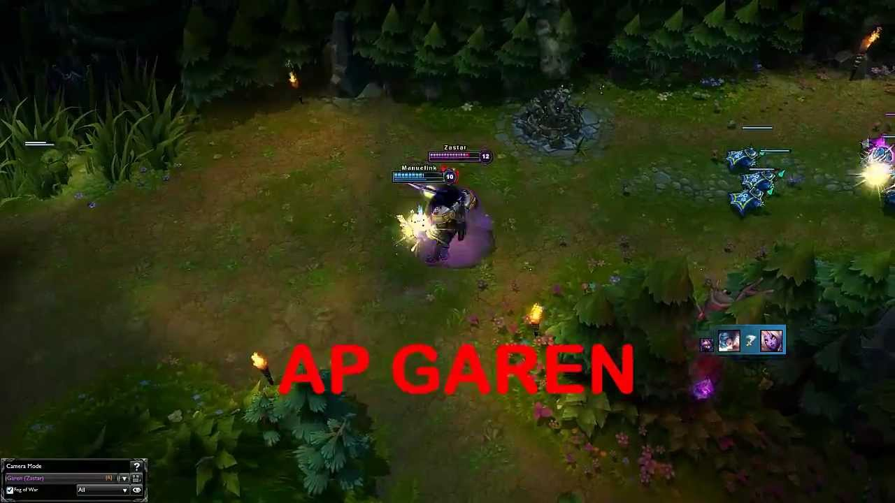 Ap Garen guide - League of Legends Community