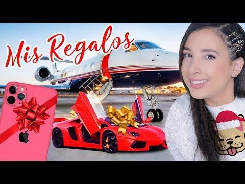 MIS REGALOS DE NAVIDAD - COCHE NUEVO? | Mariale
