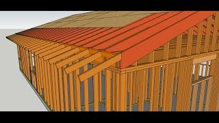 How To Extend or Add Gable Roof Overhang – Remodeling Tips