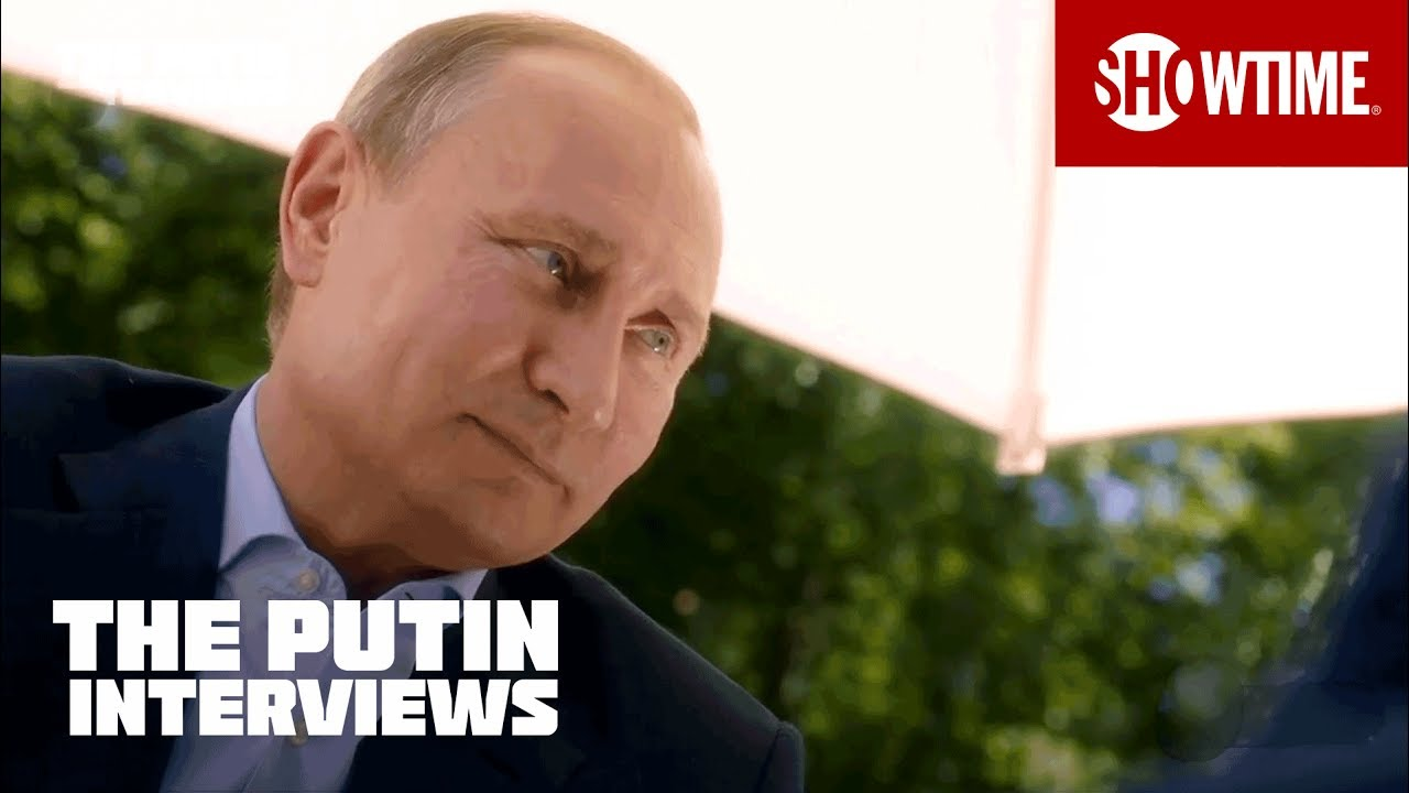 The Putin Interviews Vladimir Putin Explains His Relationship With Barack Obama Showtime Youtube