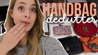 WARDROBE CLEAROUT- Handbags! | Fleur De Force