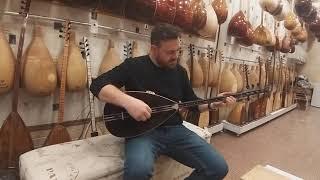 Neredesin sen kisa sap karaağaç baglamamizin tanitimi Ali Tatlıbal seda muzik center