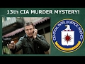 The Last 13th CIA Murder Mystery Riddle!