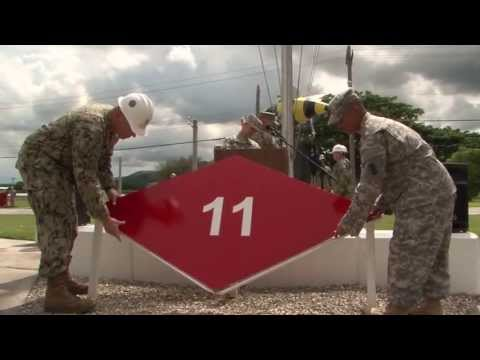 Naval Mobile Construction Battalion 11 Arrives in Guam