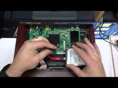 Youview talktalk box teardown (one way)