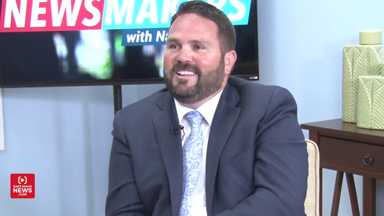 Newsmakers: Wood Funeral Home owner Brian Wood