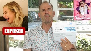 Attorney Receives Notice from Tanacon After Seeking Refund
