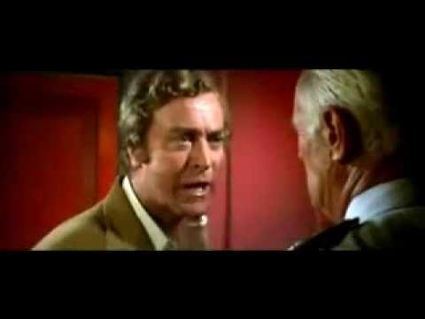 Great Acting Performances: 1. Michael Caine - The Swarm 1978 - Airdrop Idea Scene