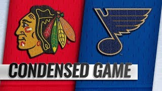 Chicago Blackhawks vs St. Louis Blues – Oct.06, 2018 | Game Highlights | NHL 18/19 | Обзор матча