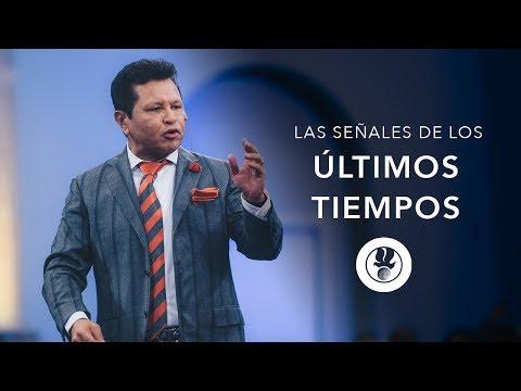 Las Señales de los Últimos Tiempos | Guillermo Maldonado