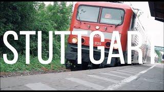 STUTTGART VLOG (ALONE IN THE CITY)