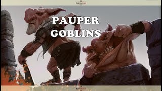 Pauper - Goblins Vs Reanimator - Magic Online