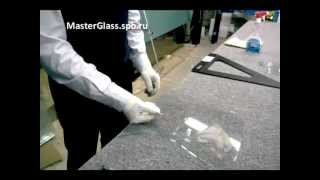 видео Бизнес на резке стекол