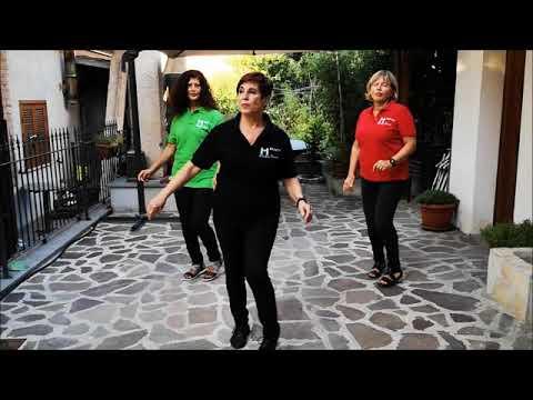 Non ti dico no - Boomdabash e Loredana Berté - Coreografia Marina Soleluna