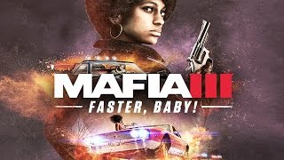 Mafia 3 Faster Baby DLC All Cutscenes (Game Movie) Full Story 1080p 60FPS
