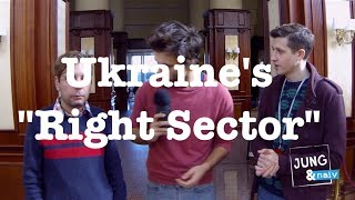 "Pravy Sector (""Right Sector"") - Jung & Naiv in Ukraine: Episode 123"