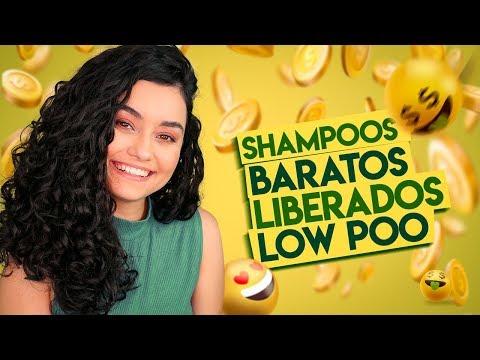 Shampoos BARATOS para