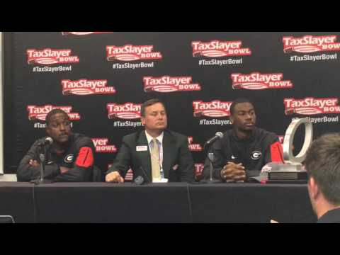 Video: Bryan McClendon on coaching against Georgia next season