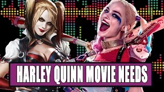 7 Things That Need To Happen In Harley Quinn Movie