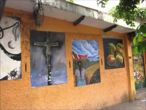 Street Art of El Salvador
