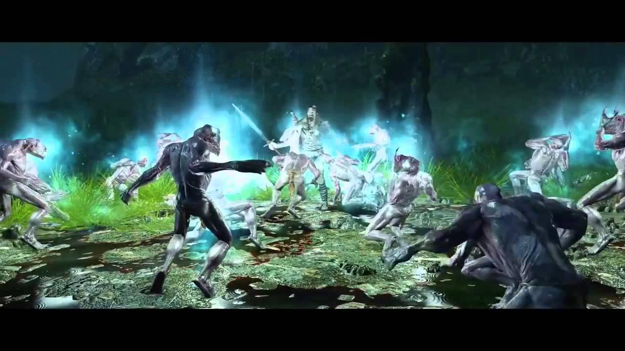 中土世界:魔多之影 年度版(PS4.X1)EN - YouTube