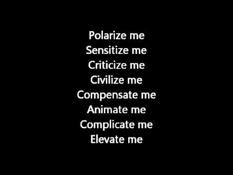 Rush-Animate (Lyrics)