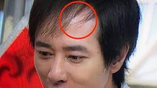 いしだ壱成の髪の毛....終わる....【 芸能情報 】 いしだ壱成 検索動画 29