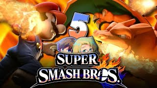 Smash Bros For Glory: 69 - EPISODE 5 - Friends Without Benefits