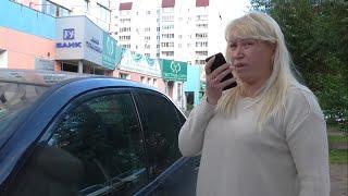 СтопХам Челябинск #15 - Нападение на водителя