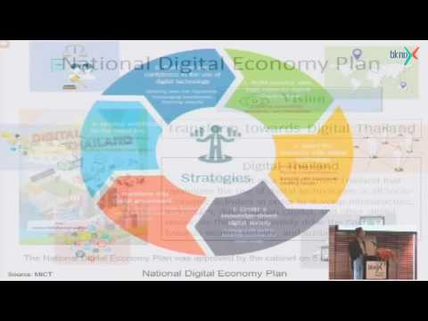 """Enhancing Digital Infrastructure to Support Digital Economy in Thailand"" (9 May 2016)"
