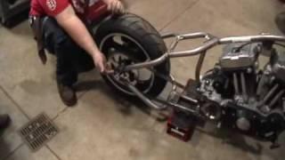 Pre-XB Buell Bobber Roller Mockup