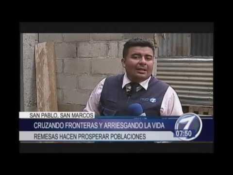 Tema de la semana: Migración en Guatemala
