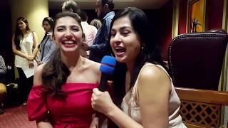 Mahira Khan | Mahira Khan trying to speak Arabic | LUX |
