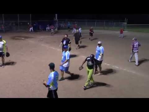Legion 1619 - Labatt's Blue Men  8-10-16