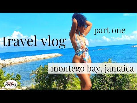 VLOG: SURPRISE 30TH BDAY IN JAMAICA | GRAND PALLADIUM LADY HAMILTON RESORT IN MONTEGO BAY | PART 1