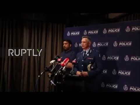 New Zealand: One mosque shooting suspect charged with murder, to appear in court - Police