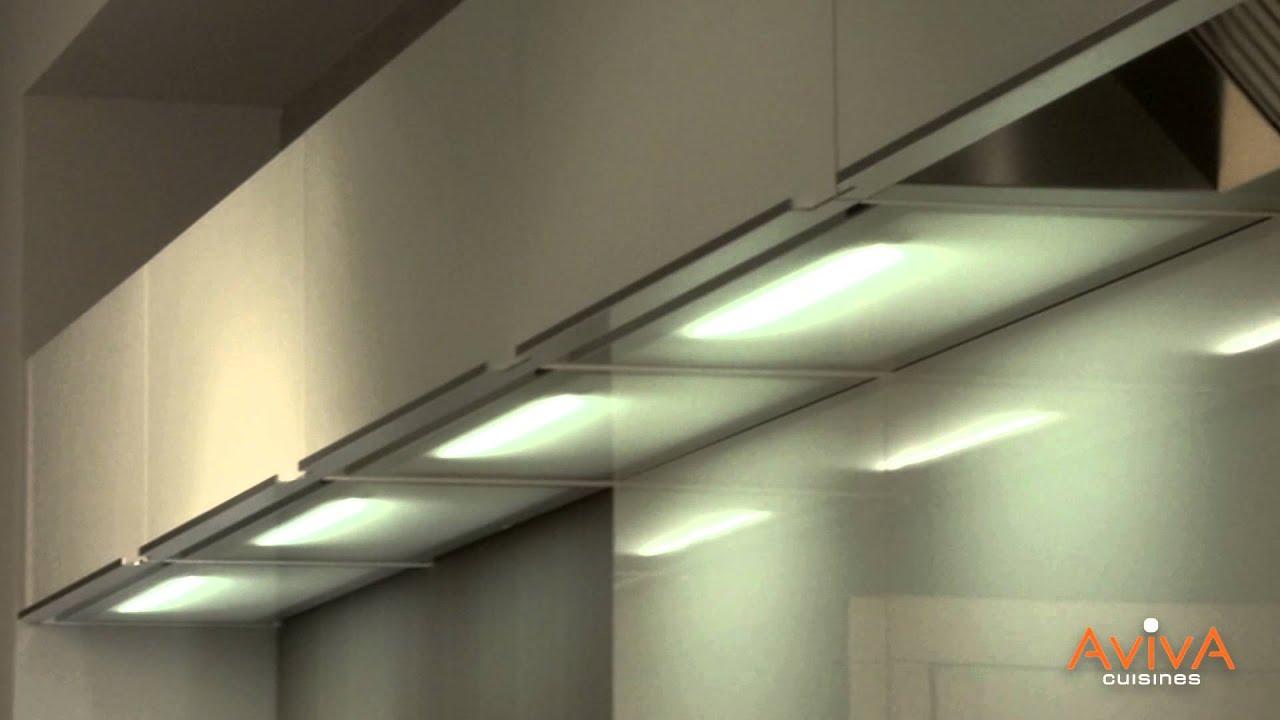 cuisines aviva un eclairage parfait pour votre cuisine