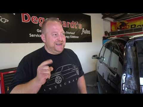 ES GEHT LOS - Unser erstes Video - Vorstellung - Lancia Delta Integrale