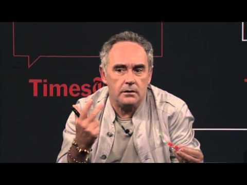 Ferran Adria | Interview | TimesTalks