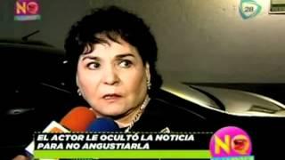 No lo cuentes Fallece la mamá de Jorge Salinas