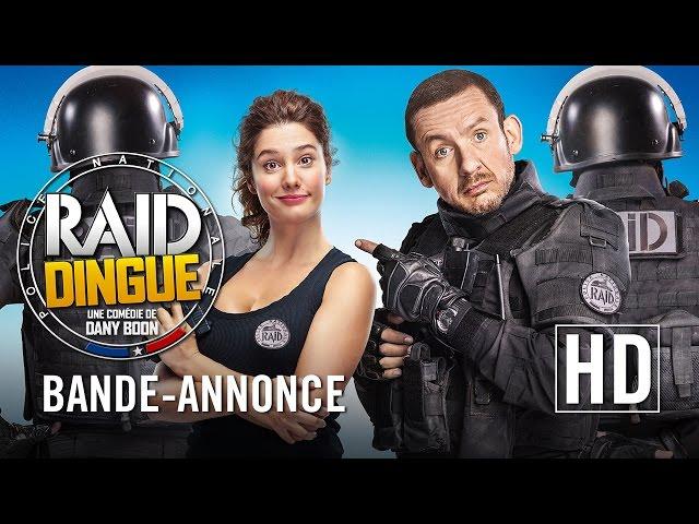 Raid Dingue - Bande-annonce officielle HD
