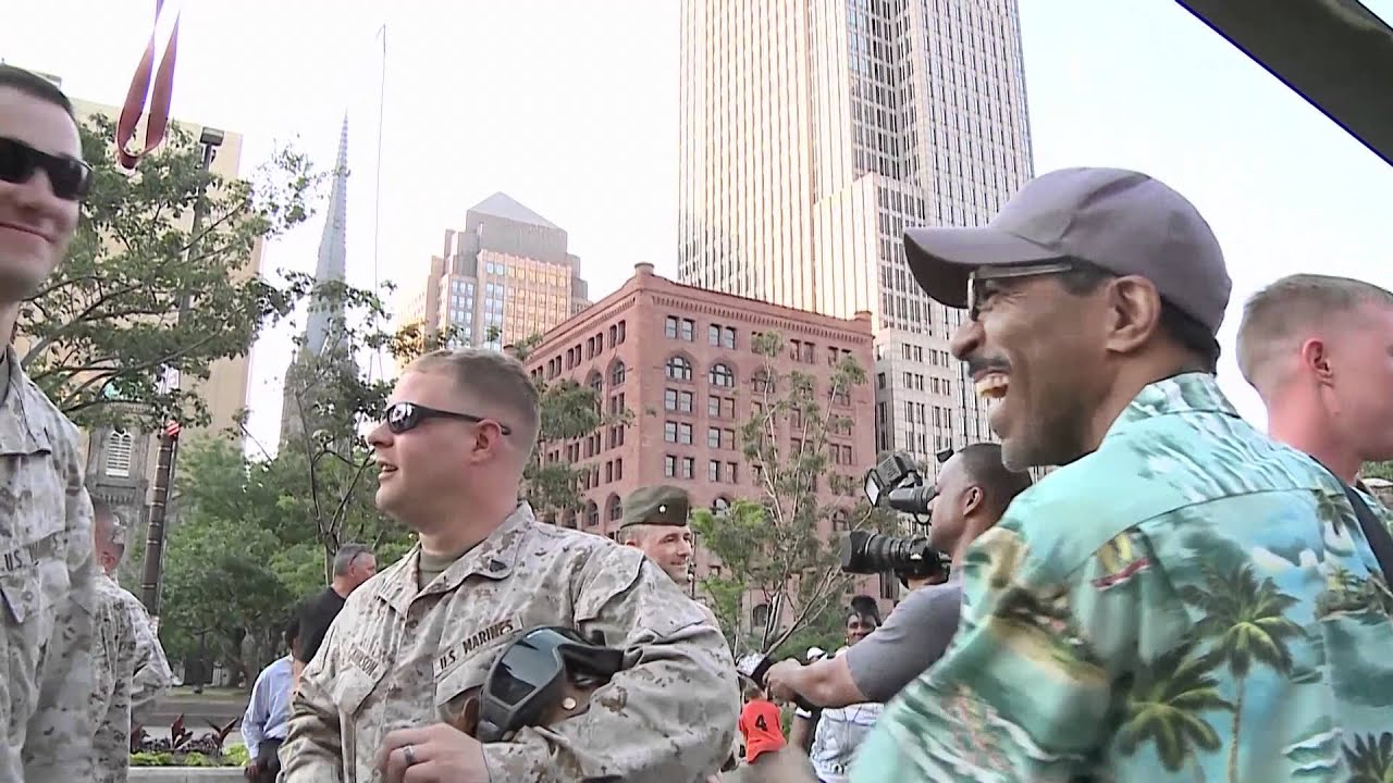 Marine Week Cleveland comes to a close