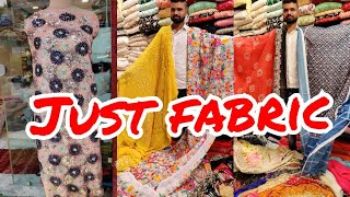 Just fabric  Chandni chowk wale  Wholesale price