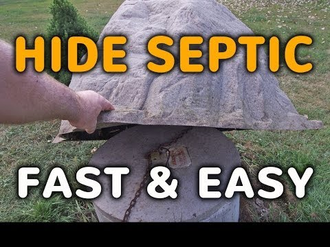Septic Tank Lids in Uniontown