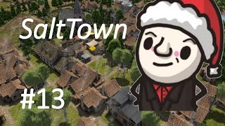Banished - Salt Town - Part 13