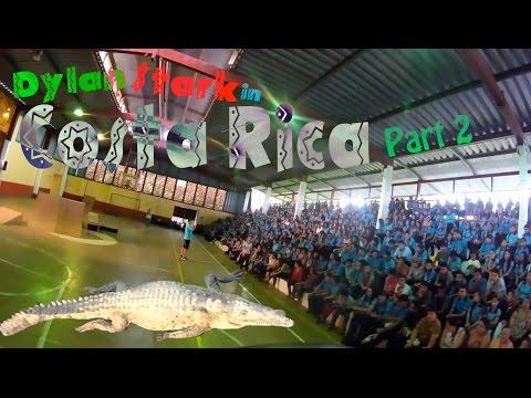 WILDEST BMX SHOW EVER! COSTA RICA Trip pt.2