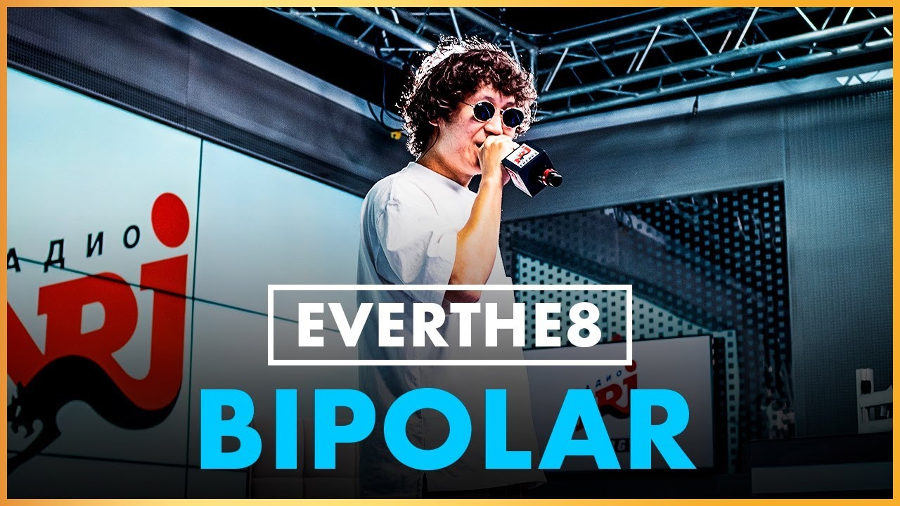 Everthe8 - Bipolar (Live @ Радио ENERGY)