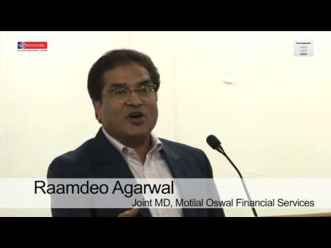 Live in Conversation with Shri Raamdeo Agrawal at AU