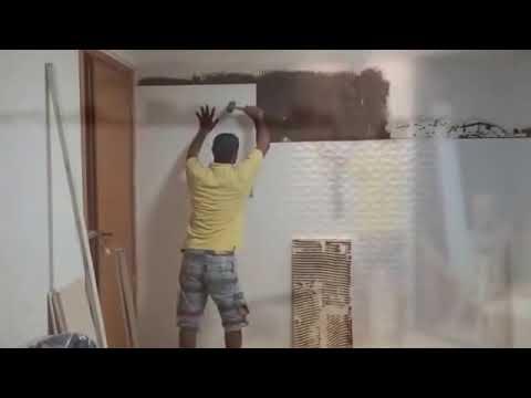 assentamento de porcelanato - acabamento passo a passo